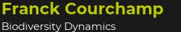 Franck Courchamp Logo